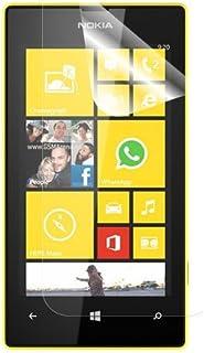 Brando UltraClear displayskyddsfolie för Nokia Lumia 520