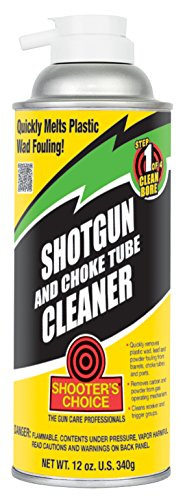 Shooter's Choice Shotgun and Choke Tube Cleaner, Multicolor,...