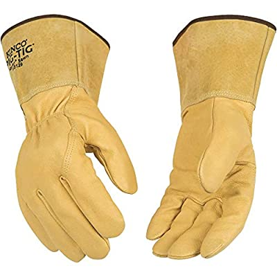 Kinco 0129-M Pigskin Work Gloves