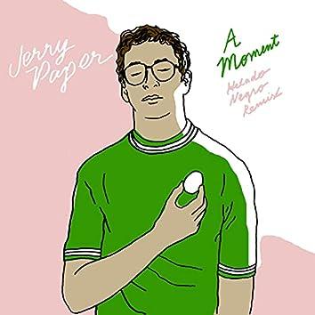 A Moment (Helado Negro Remix)
