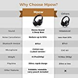 Zoom IMG-1 mpow h19 ipo cuffie bluetooth