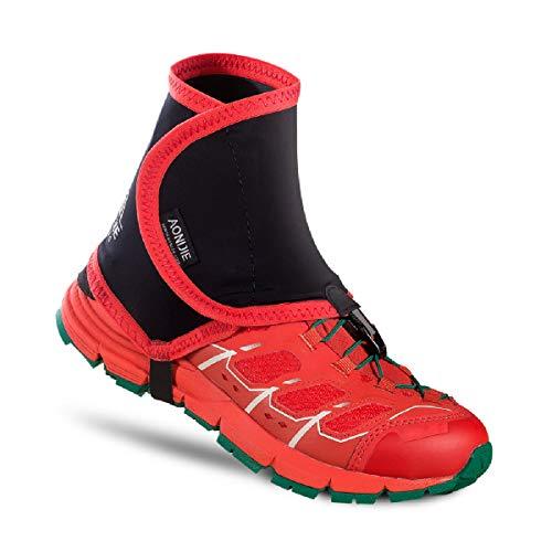 TRIWONDER Polainas Trail Running Transpirable...