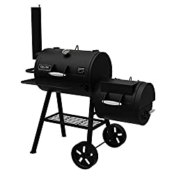 Dyna-Glo Barrel Charcoal Grill Review