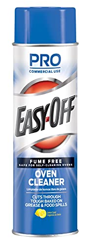 Easy Off Professional Fume Free Max Oven Cleaner, Lemon 24...
