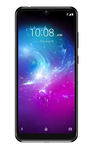 ZTE Blade A5 2020 Smartphone 6.09' HD+ 19,5:9 (Octa Core, 2GB RAM + 32GB ROM, Doble Cámara 13 Mpx + 2 Mpx, Cámara Frontal 8 Mpx Waterdrop, Doble SIM, Android 9), Color Negro (versión española)