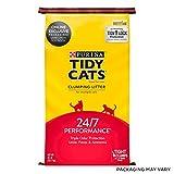 Purina Tidy Cats Clumping Cat Litter, 24/7 Performance Multi Cat Litter - 40 lb. Bag