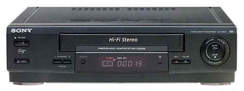 Sony SLV-679HF VCR