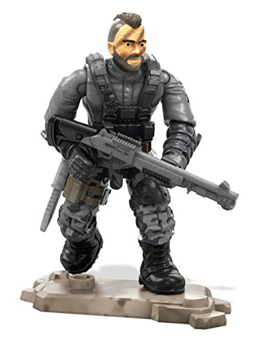 Mega Construx Call of Duty FMG01 - Heroes Series 2 - Soap