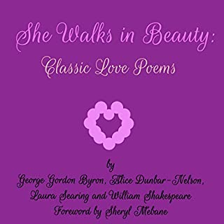 She Walks in Beauty audiobook cover art