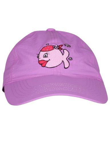 iQ-UV Kinder Cap 200 Kids Jolly Fish, Violet, One size