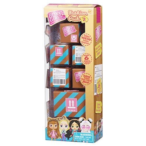 Boxy Girls Series 2 Fashion Pack