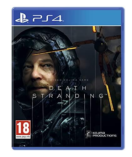 Death Stranding - PlayStation 4 - [Edizione: Regno Unito]