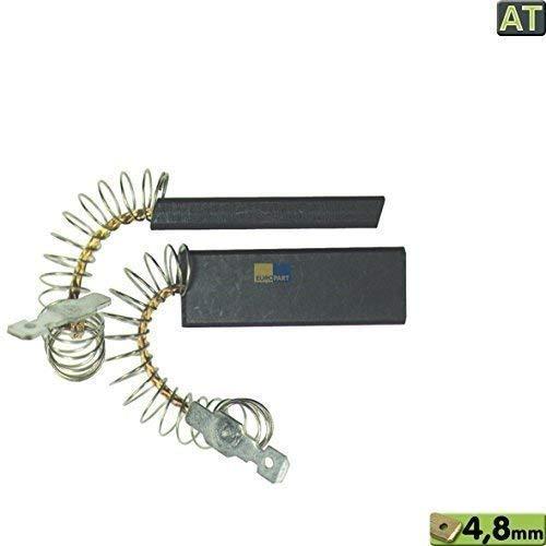 MOTORKOHLEN AEG 8996454255770 6454255770 BSH 167517 50265476007 lange Version