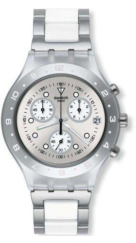 Swatch Reloj de Cuarzo Woman ASTYANAX SVCK4075AG 43.0 mm