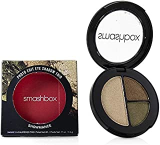 Smashbox Photo Edit Eye Shadow Trio - # Showmance (Hundo, Borrowed Bling, Hold My Gold) 3.2g/0.11oz