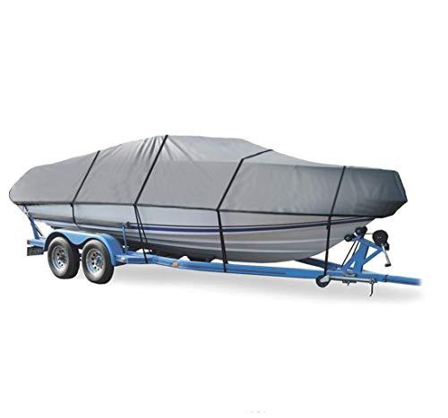 SBU Boat Cover for CROWNLINE 202 BOWRIDER 202 CC 202 LPX I/O Heavy-Duty