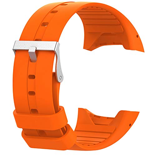DNelo Silicona Suave Correas Reloj Inteligente Reemplazo