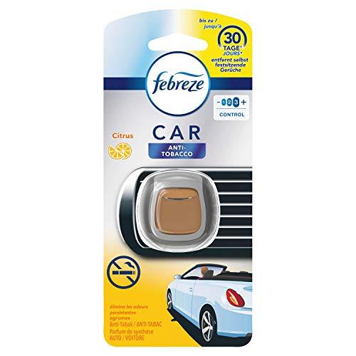 Febreze Auto Lufterfrischer 2ml Anti-Tabak, entfernt Gerüche im Auto