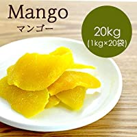 ドライフルーツ マンゴー 20kg