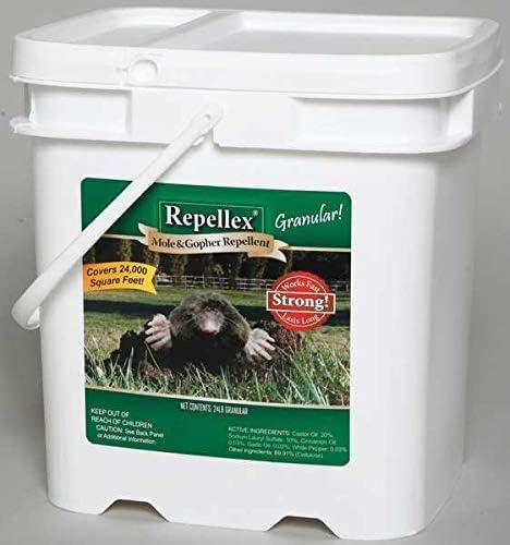 new arrival Mole/Gopher new arrival online sale Repellent, 24 lb. outlet online sale