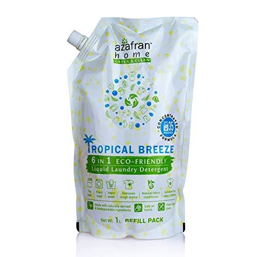 Tropical Breeze - Detergente líquido ecológico 6 en 1