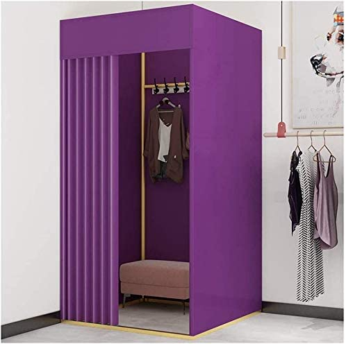 Seasonal Wrap Introduction ZHANGYN Room Blackout Curtains Sale price Fitting Changing Portable R