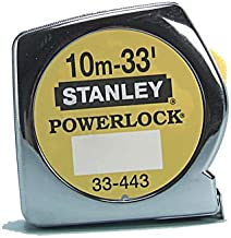 Stanley Powerlock Rule 10M/33Ft 0 33 443
