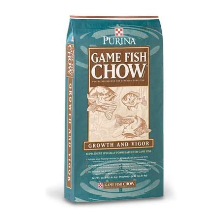 Purina Mills Game Fish Chow 50 lb Food, 1 Pack, One Size