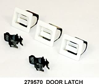 Maytag Dryer Door Catch / Lock / Latch Kit New OEM Whirlpool