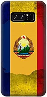 R3021 Romania Flag Case Cover For Note 8 Samsung Galaxy Note8