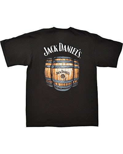 Jack Daniels Barrel Tee Shirt - Medium