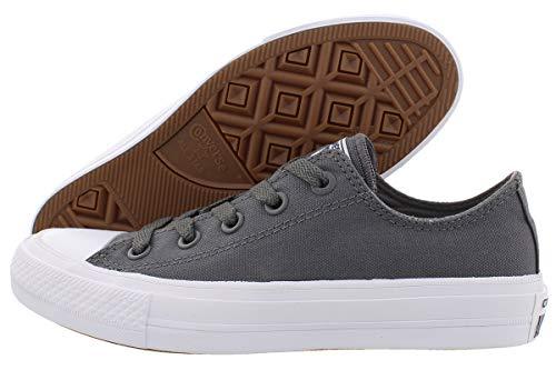 Converse Unisex-Erwachsene Ct As Ii Ox Tencel Sneakers, Grau (Thunder), 36.5 EU