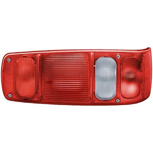 Hella 2VA 007 502-111 achterlicht, links, 12 V, gloeilamptechnologie, met gloeilampen