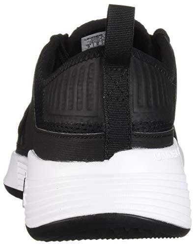 Under Armour Men's Showstopper 2.0 Sneaker, Nero, 44 EU