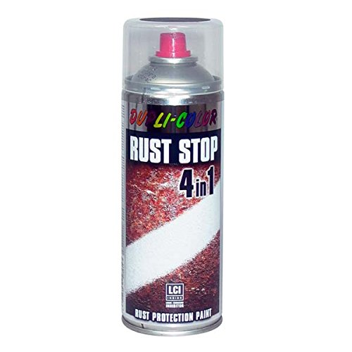 Dupli-Color 223617 Rust Stop Eisenglänzend DB703 400 0 ml
