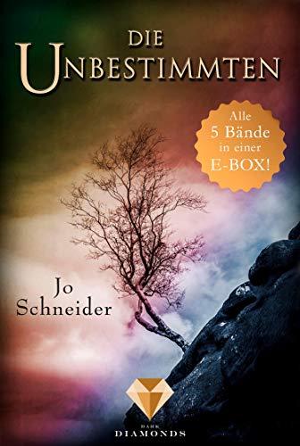Alle 5 Bände der Bestseller-Fantasy-Reihe »Die Unbestimmten« in einer E-Box! (Die Unbestimmten): Bildgewaltiger Fantasyroman