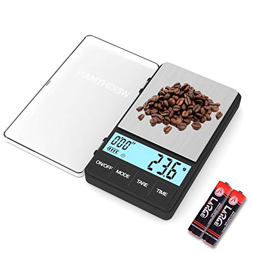 Small Coffee Scale with Timer
