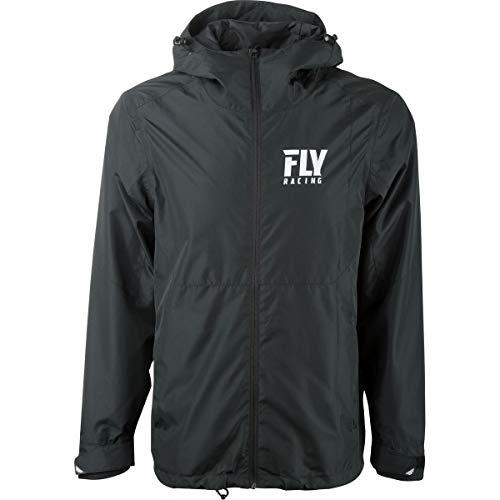 Fly Racing 2020 Pit Jacket (X-Large) (Black)