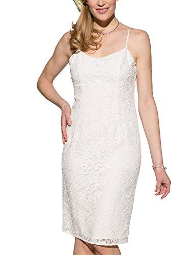 APART Fashion dames jurk Spitzenkleid mit Jäckchen