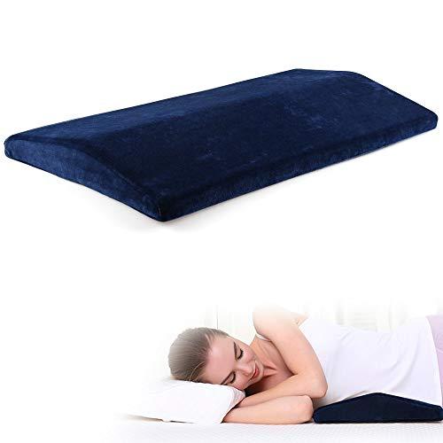 Cozy Hut Soft Memory Foam Sleeping Pillow for Lower Back...
