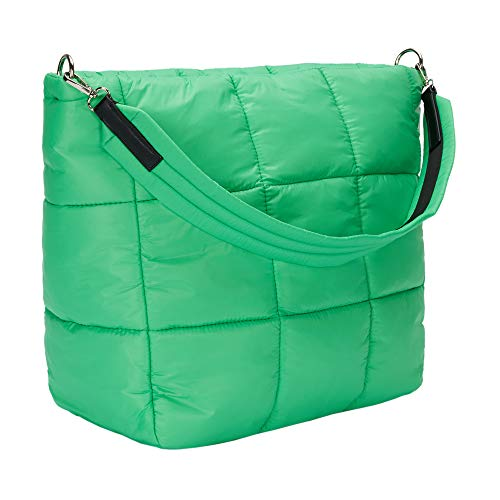 Parfois - Bolso Shopper Campan - Mujeres - Tallas Xxl - Verde