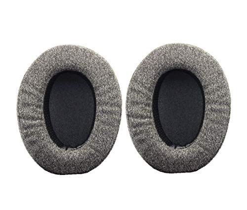 VEVER Replacement Ear Pads Cushion Covers for HM5, ATH M50X, M40X, HyperX, SHURE, Turtle Beach, AKG, JBL, Fostex Headphones & More Headset