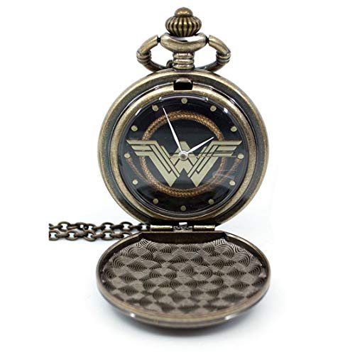 Wonder Woman You are Stronger - Reloj colgante