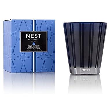 NEST Fragrances Classic Candle- Blue Garden, 8.1 oz