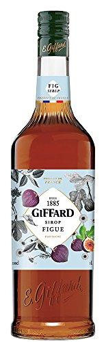 Giffard Feigen (Figue) Sirup - 1000 ml - zum Mixen/Mixgetränke/Cocktails