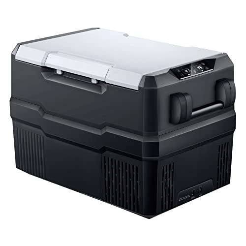 SetPower RV45D Dual Zone Car Refrigerator,...