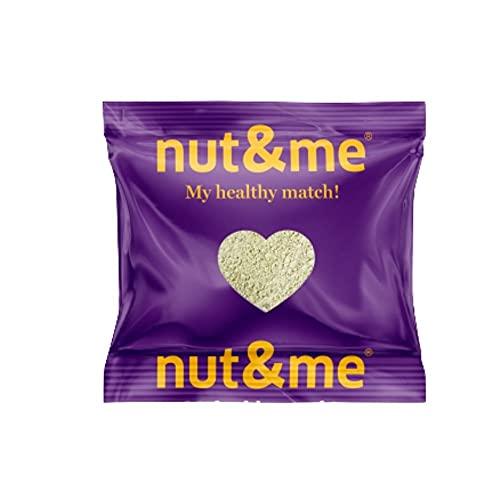 Harina de chufa natural 0,4 kg nut&me | Vegana | Sin Sal, sin aditivos | Sustitutivo Harina de Trigo -sin gluten- | Repostería