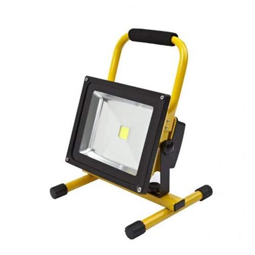 LED Accu Bouwlamp 30W op standaard 5500K