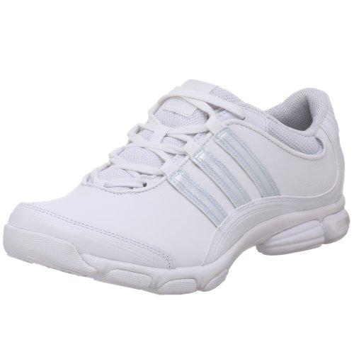 adidas Women's Cheer Sport Cross-Trainer Shoes, White, ((10 M US)