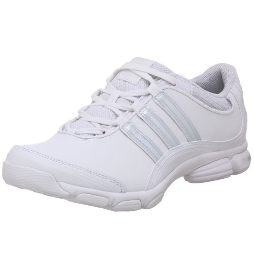 adidas Women's Cheer Sport Cross-Trainer Shoes, White, (8.5 M US)